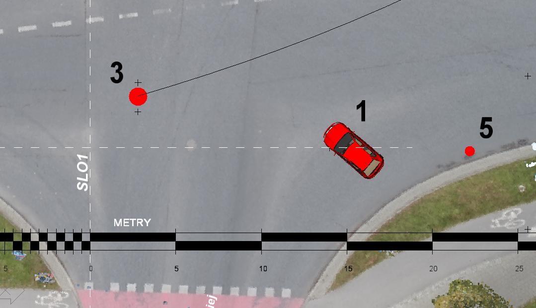 Rzeczoznawca samochodowy - wypadek drogowy